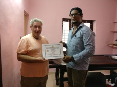 remise-diplome-dapa-dr-aman-trivandrum-oct-2016