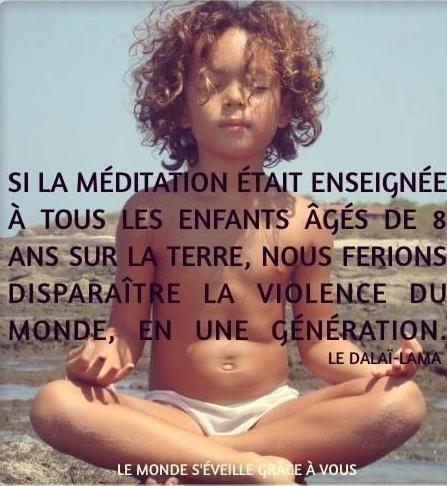 Méditer : Encouragez les enfants à méditer avec ces 4 conseils http://www.espritsciencemetaphysiques.com/mediter-avec-ces-4-conseils.html