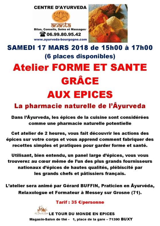 AFFICHETTE ATELIER FORME ET SANTE EPICES 17 MARS 2018-page-001